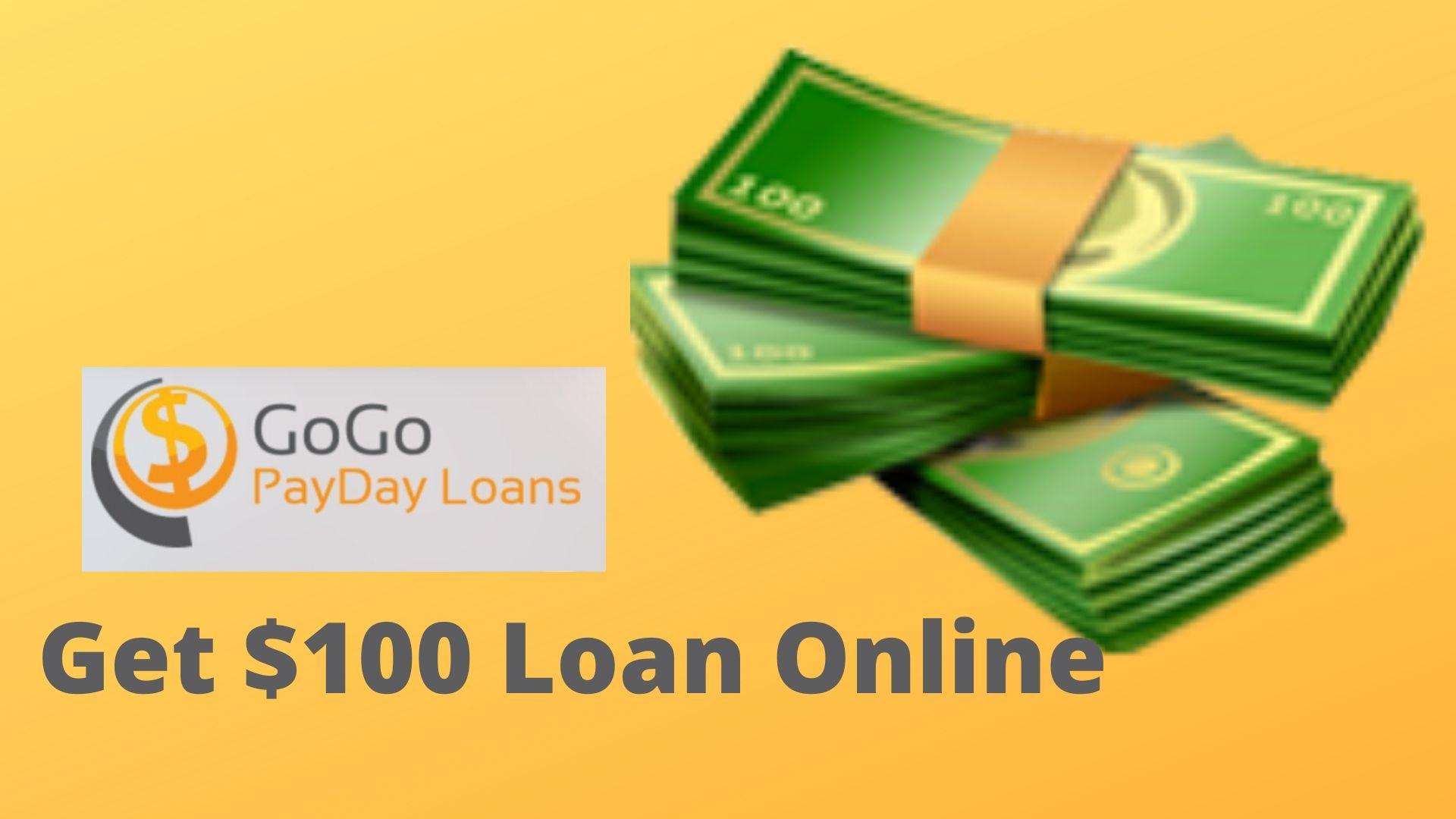 100-dollar loans